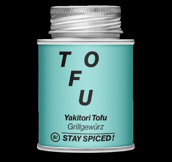 Gewürz Yakitori Tofu - Grillgewürz