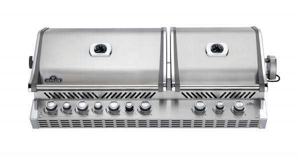 Prestige Pro™ 825, Edelstahl, Einbau, inkl. Rotisserie