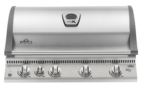 LEX 605, Edelstahl, Einbau