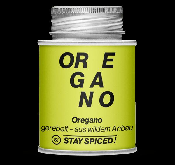 Gewürz Oregano gerebelt - türkisch - wilder Anbau