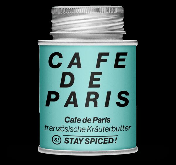 Gewürz Cafe de Paris - Kräuterbutter Gewürzzubereitung