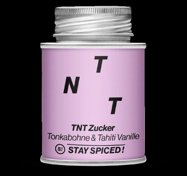 Gewürz TNT - Zucker [Tonkabohne & Tahiti Vanille]