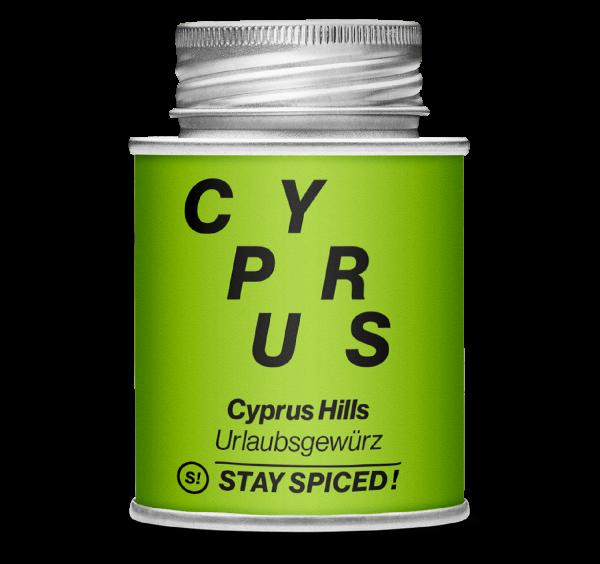 Gewürz Cyprus Hill - Urlaubsgewürz