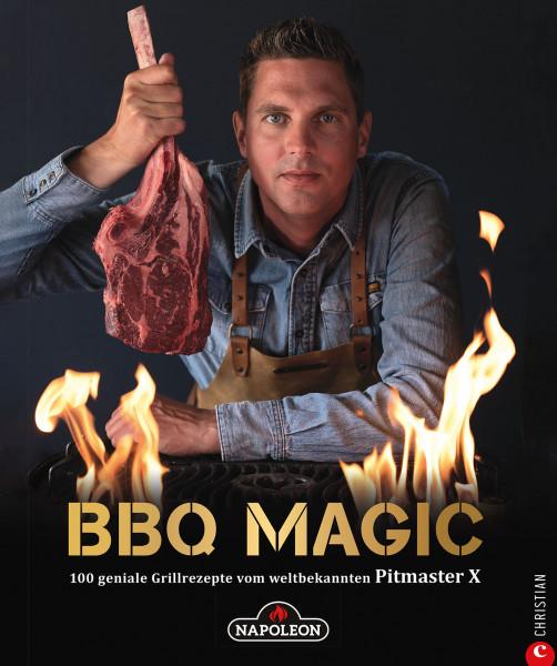 """Napoleon® Grillbuch """"BBQ Magic"""""""