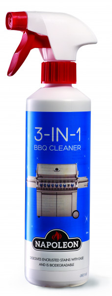 Grill Cleaner 3-in-1