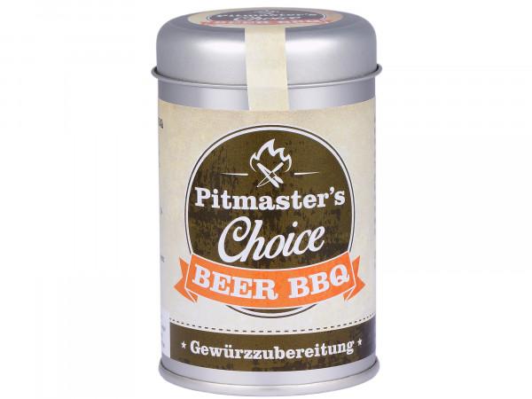 "Gewürz Pitmasters Choice ""BEER BBQ"""