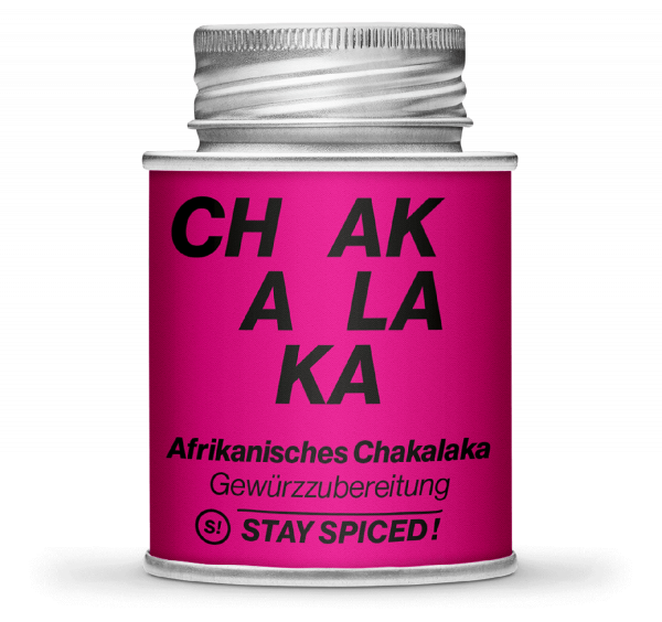 Gewürz Chakalaka - exotische Gewürzmischung