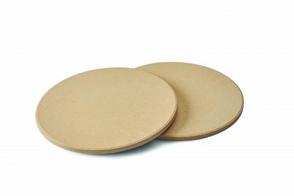 Pizzastein für TravelQ™ Serie, ø 25cm (2 Stück)